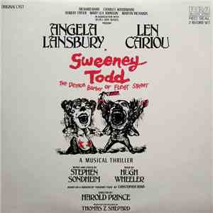 Angela Lansbury / Len Cariou - Sweeney Todd: The Demon Barber Of Fleet Street (Original Cast Recording) download free