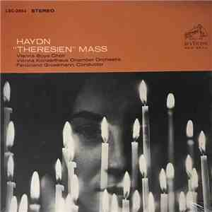 "Ferdinand Grossmann - Haydn ""Theresien"" Mass download free"